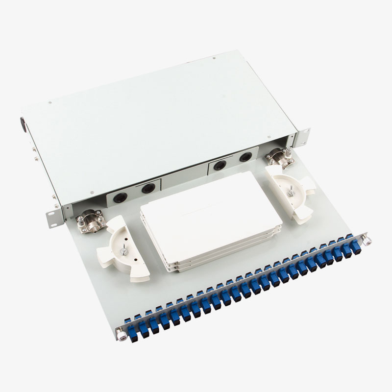 Fiber Optic Patch Panel drawer without Sliding rail OF-01001