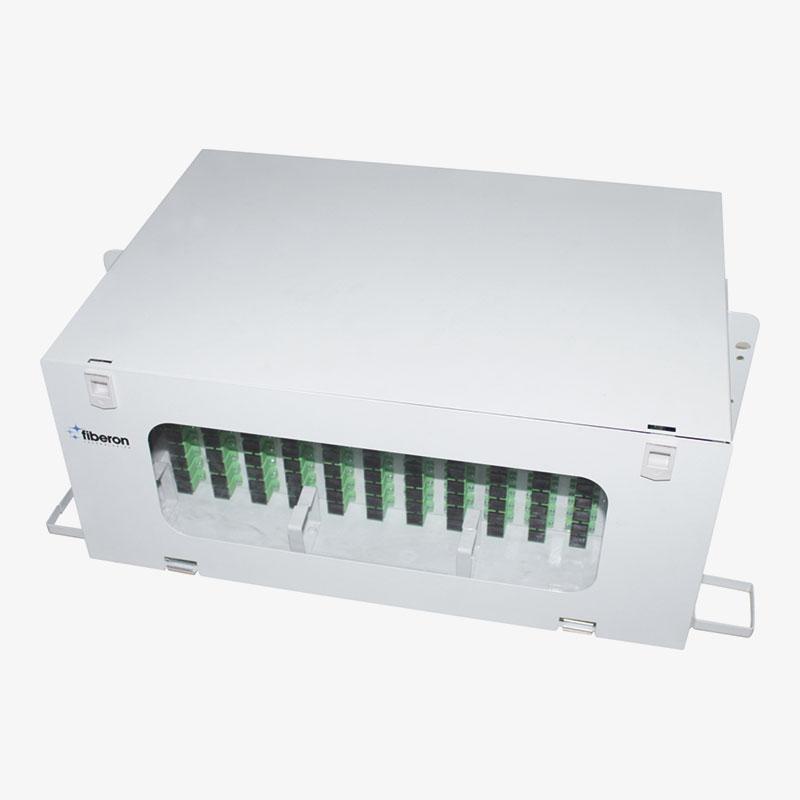 144F,4U Fiber Optic Patch Panel OF-01018