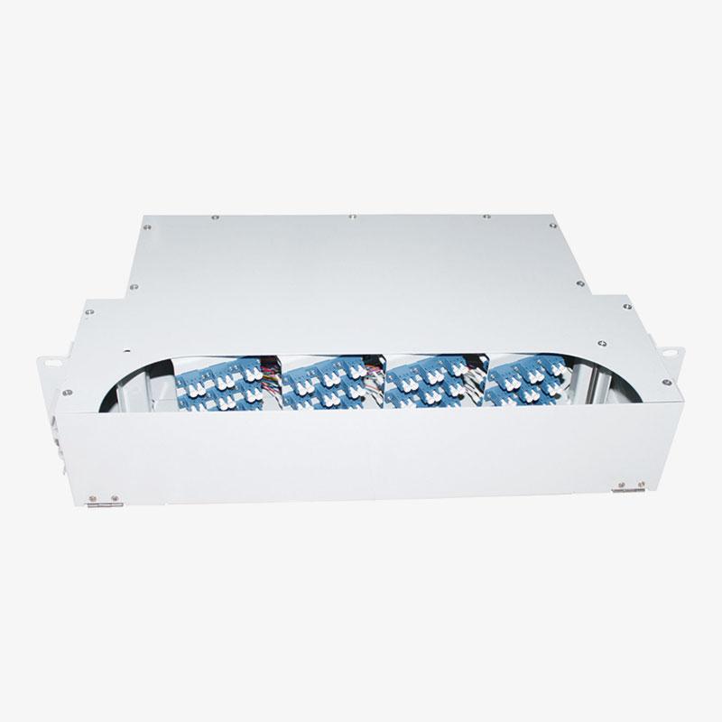 Fiber Optic 48F/ 72F/96F Patch Panel