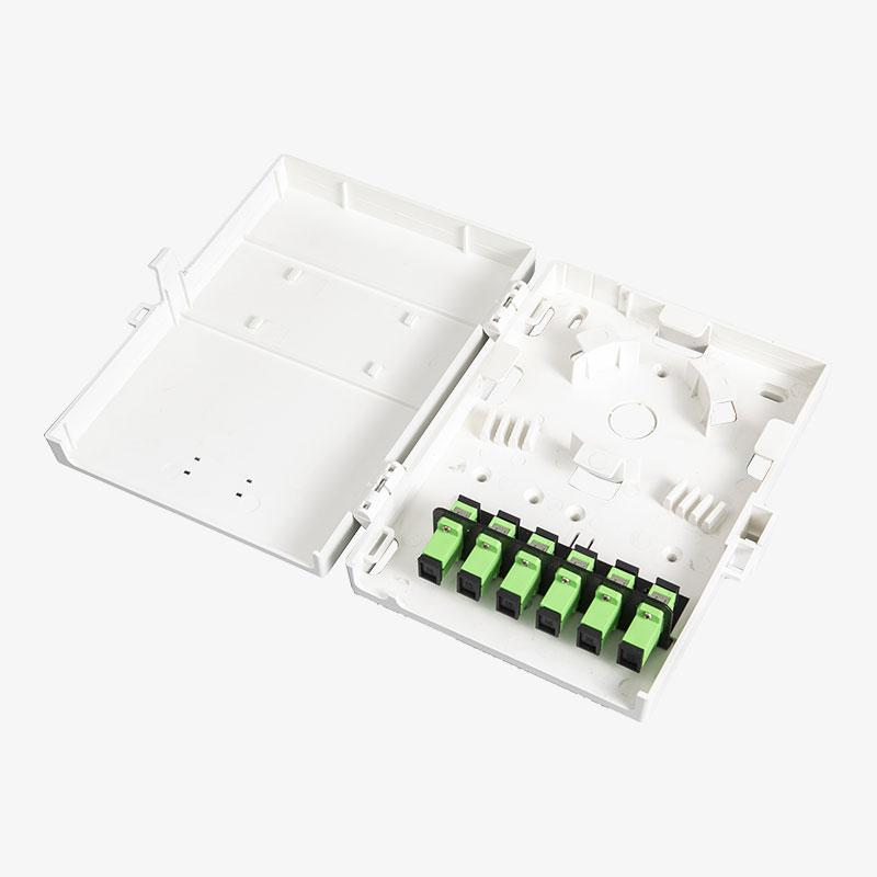Indoor 6Fibers splicing box OF-02012