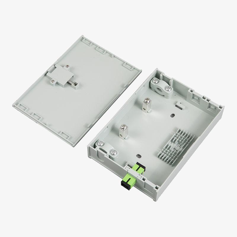 FTTH Indoor 6Fibers splicing box OF-02015