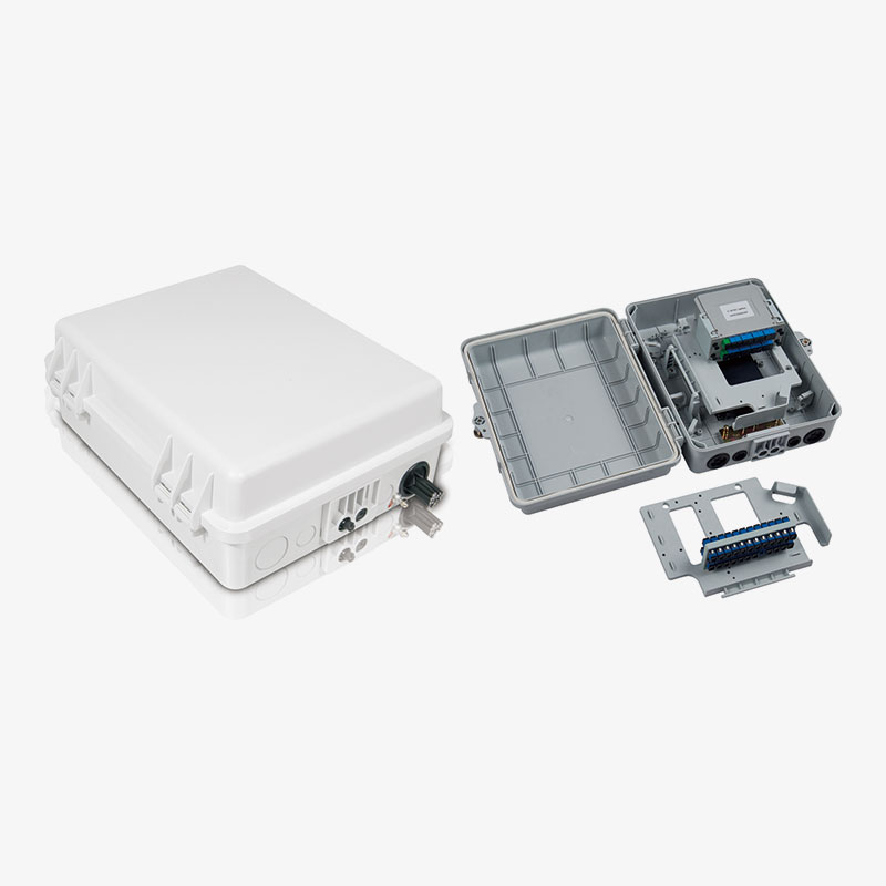 MINI SC Adaptor Output Distribution Box OF-03001-16D