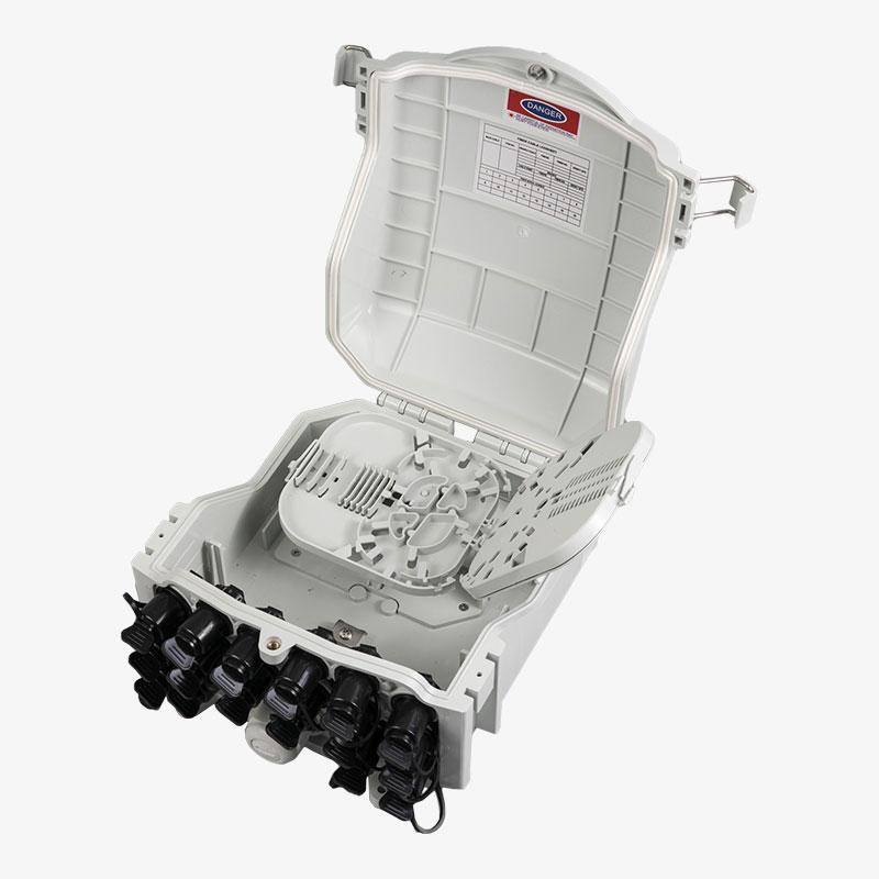 Distribution Box With 16pcs MINI SC Adaptors