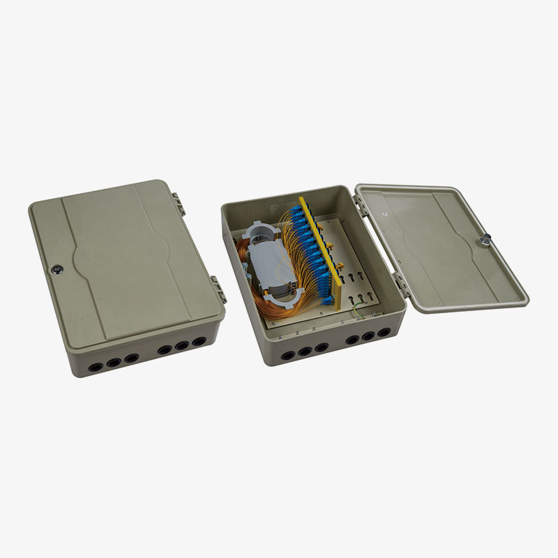 Outdoor Pole Type Distribution Box Made Of SMC