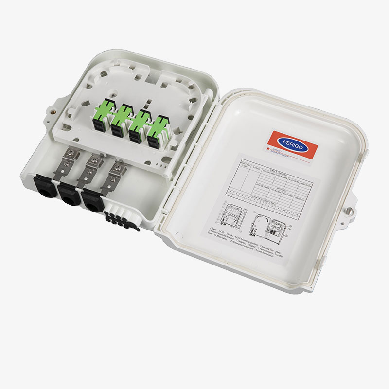 ABS FTTH Access Terminal Box OF-03001-8A-S
