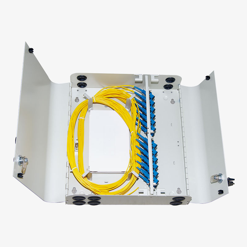 Wall Mounting PON Box With Two Doors