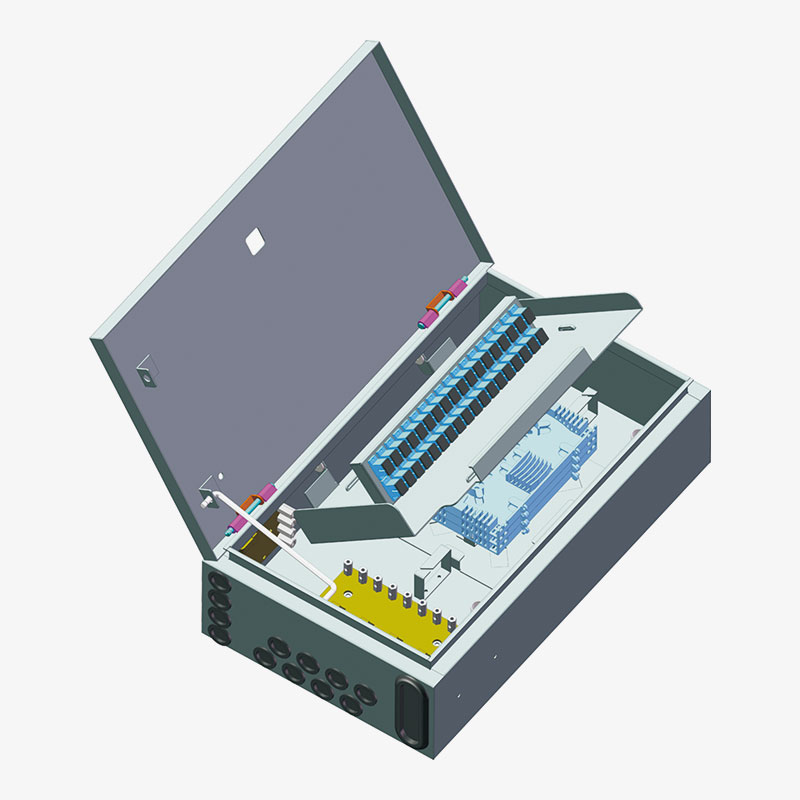 32 Fiber wall mount box ODF OF-03011