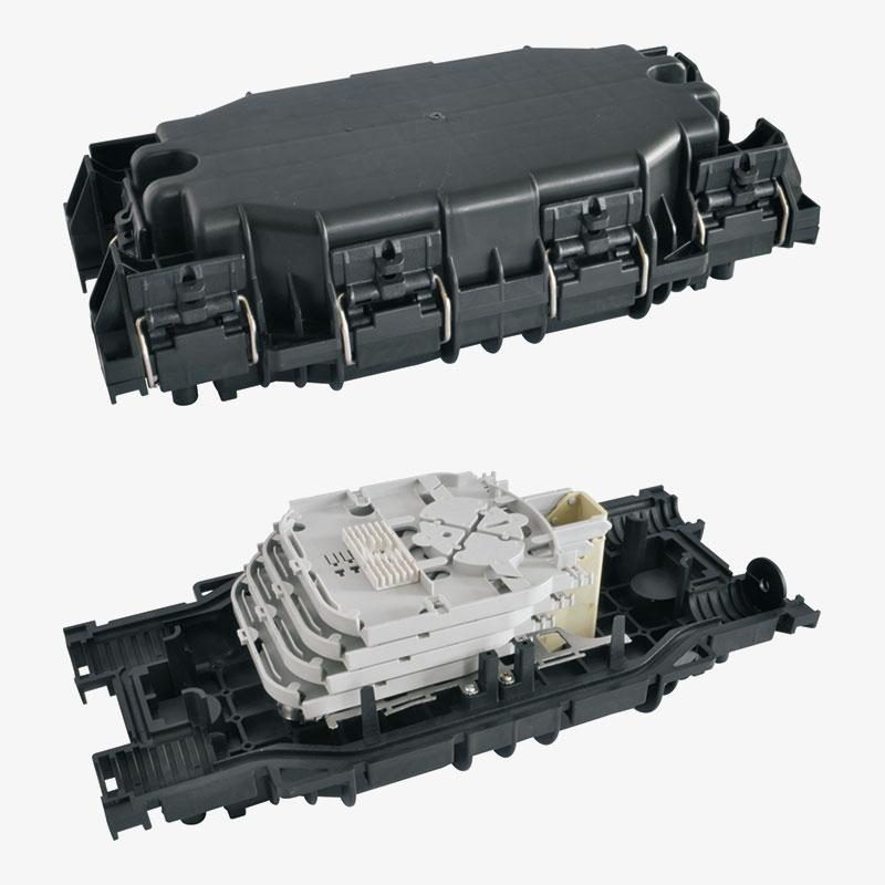 12 to 96 Fibers Horizontal Fiber Splice Enclosure Box