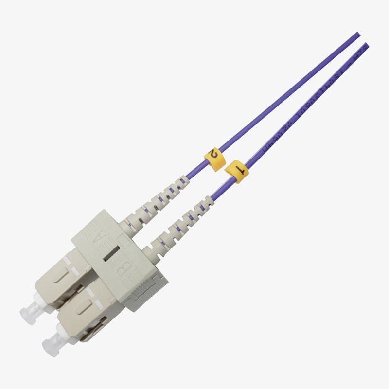 Patch Cord SC Multi Mode OM4 Duplex